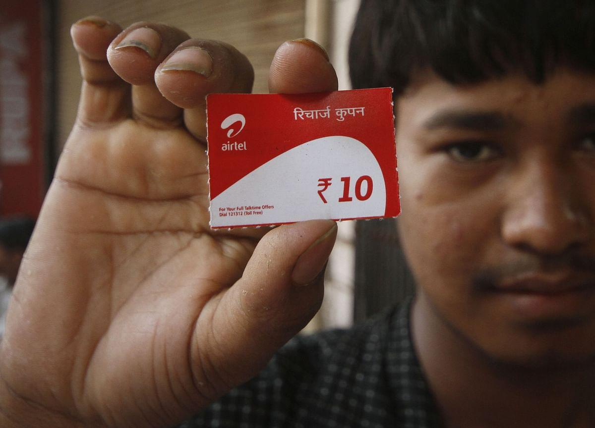 Amazon Eyes $2-Billion Stake In Bharti Airtel, Reuters Says