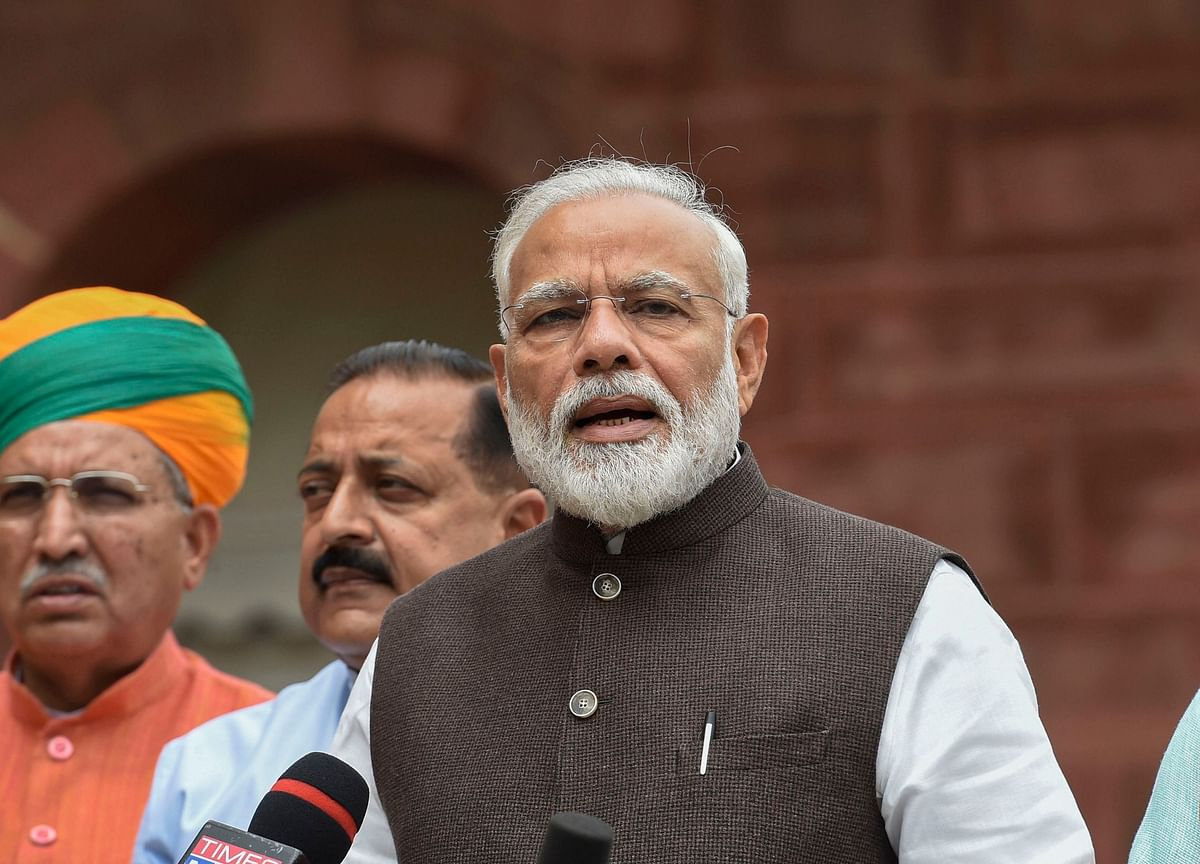 Modi Speech Live: Prime Minister Says Indians Shouldn't Forget Covid-19 Outbreak Isn't Over Yet