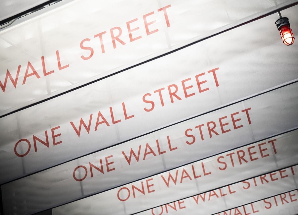Diary of a Crisis: Inside Wall Street's Most Volatile Ever Week