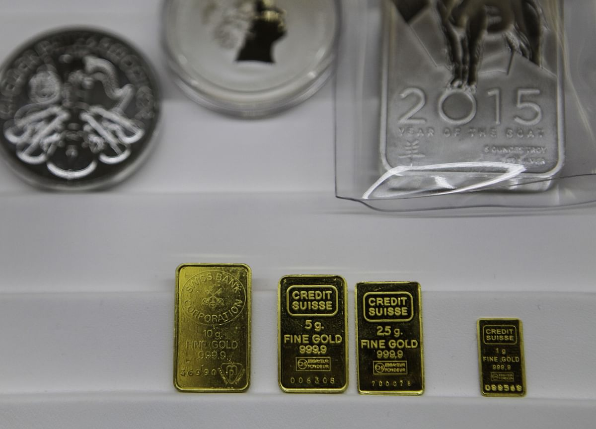 Gold Market Snarled by Virus Lockdown as World Races for Haven