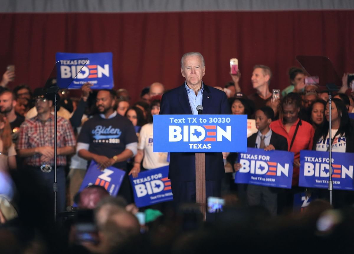 Biden Revives Campaign With Victories in Super Tuesday Comeback
