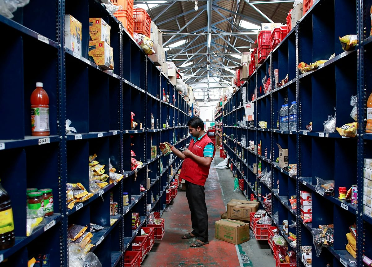 Tata Group Seeks CCI Nod For BigBasket Acquisition