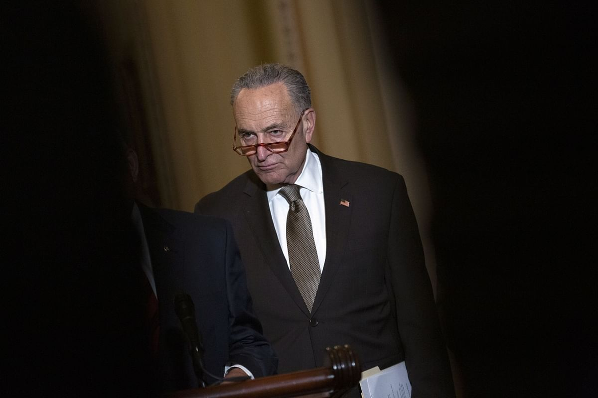 Chief Justice Chastises Schumer for 'Threatening' Statements