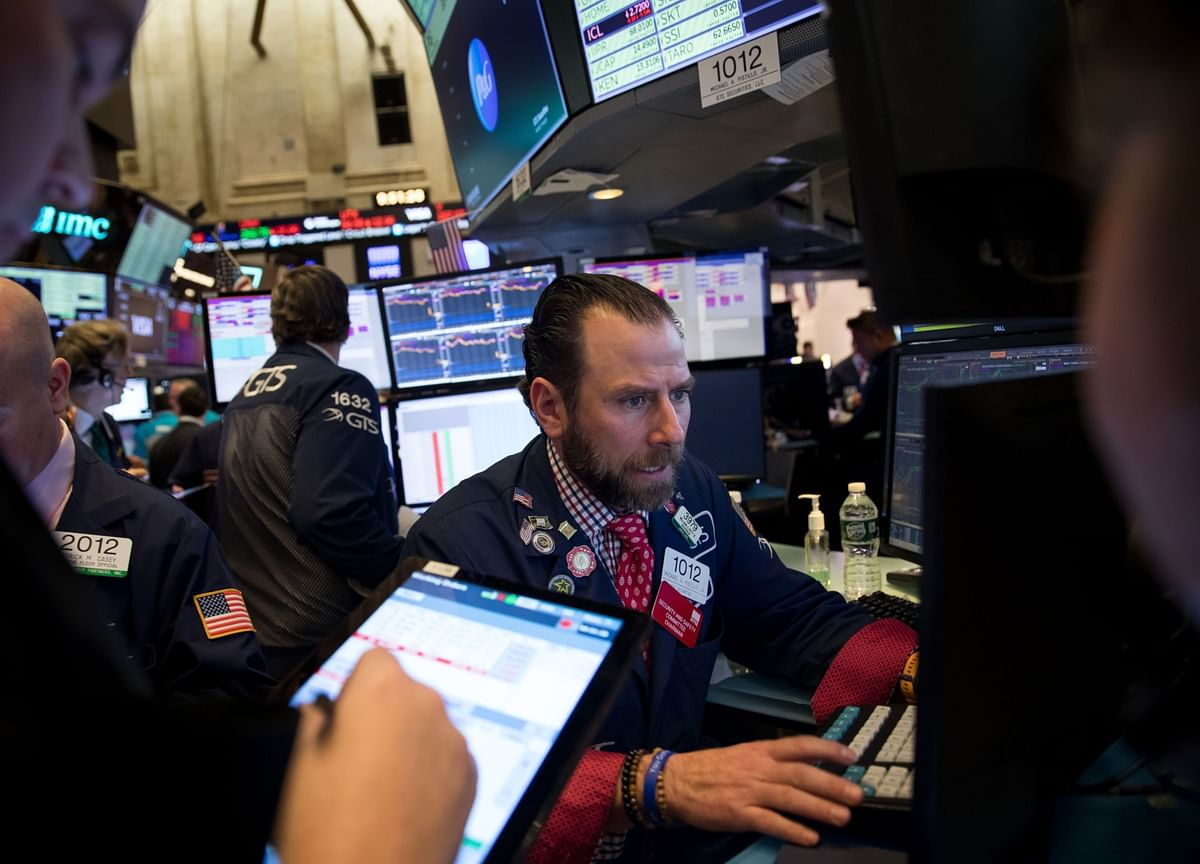 Stocks Hit Two-Week Low With Covid Anxiety on Rise: Markets Wrap