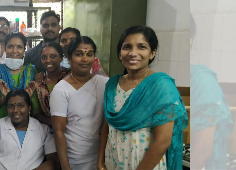 With Little Children At Home, Pathanamthitta's Covid-19 Isolation Ward Staff Battle It Out