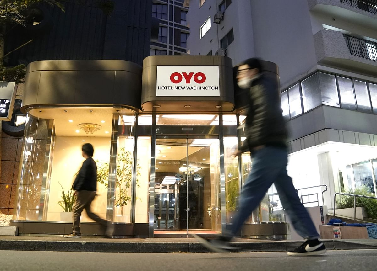 SoftBank-Backed Oyo to Cut About 5,000 Jobs in Overhaul