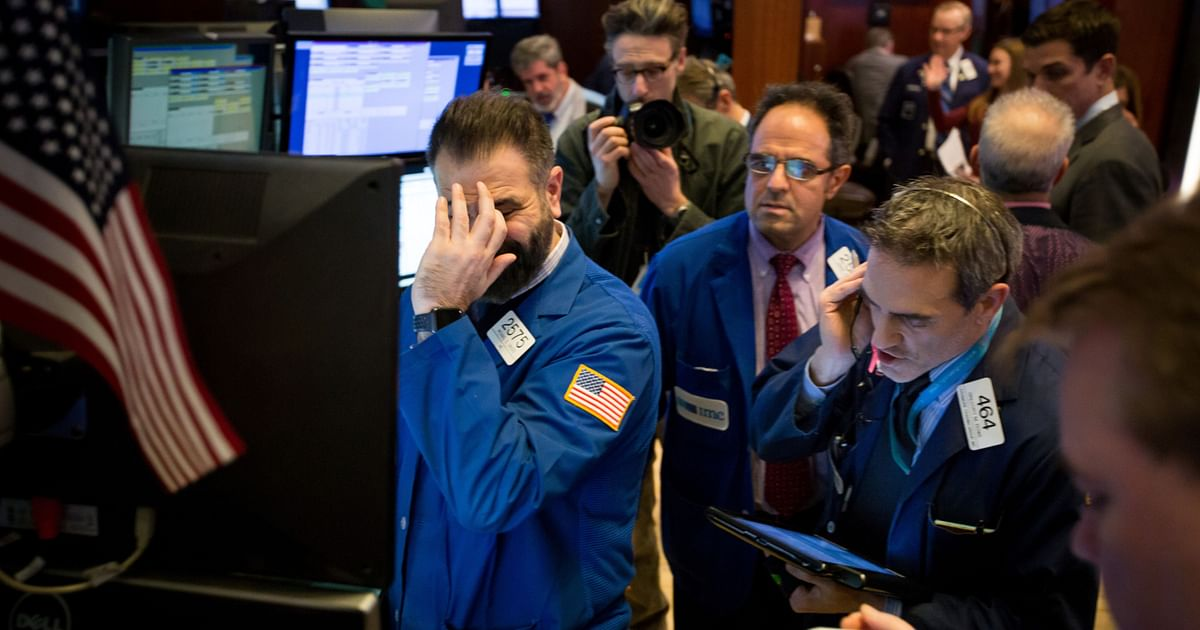 Rout in U.S. Stock Futures Would Trigger Trading Curbs at 5%