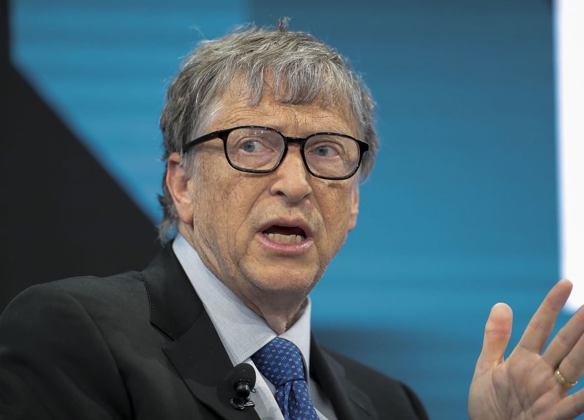 Bill Gates Is Really Worried About the Coronavirus. Here's Why.