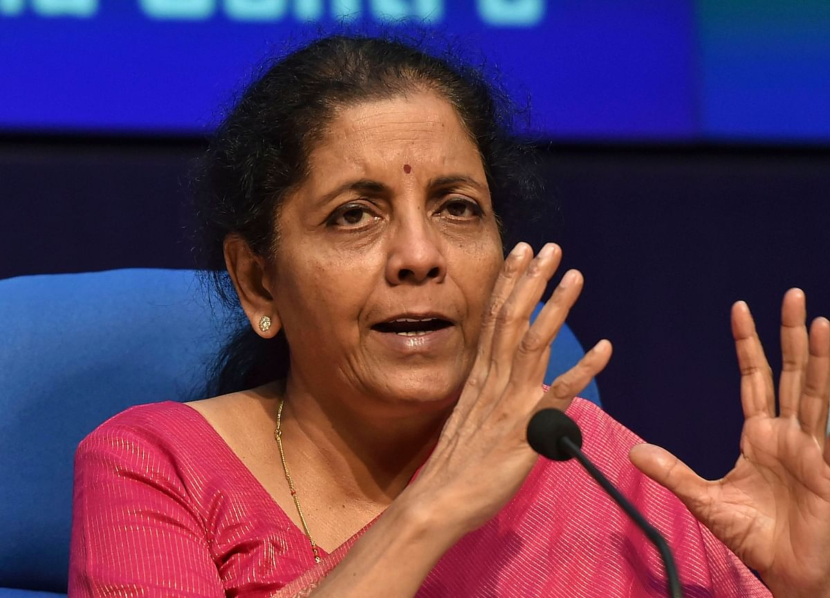 Nirmala Sitharaman Announces Measures To Revive Covid-19-Battered Economy