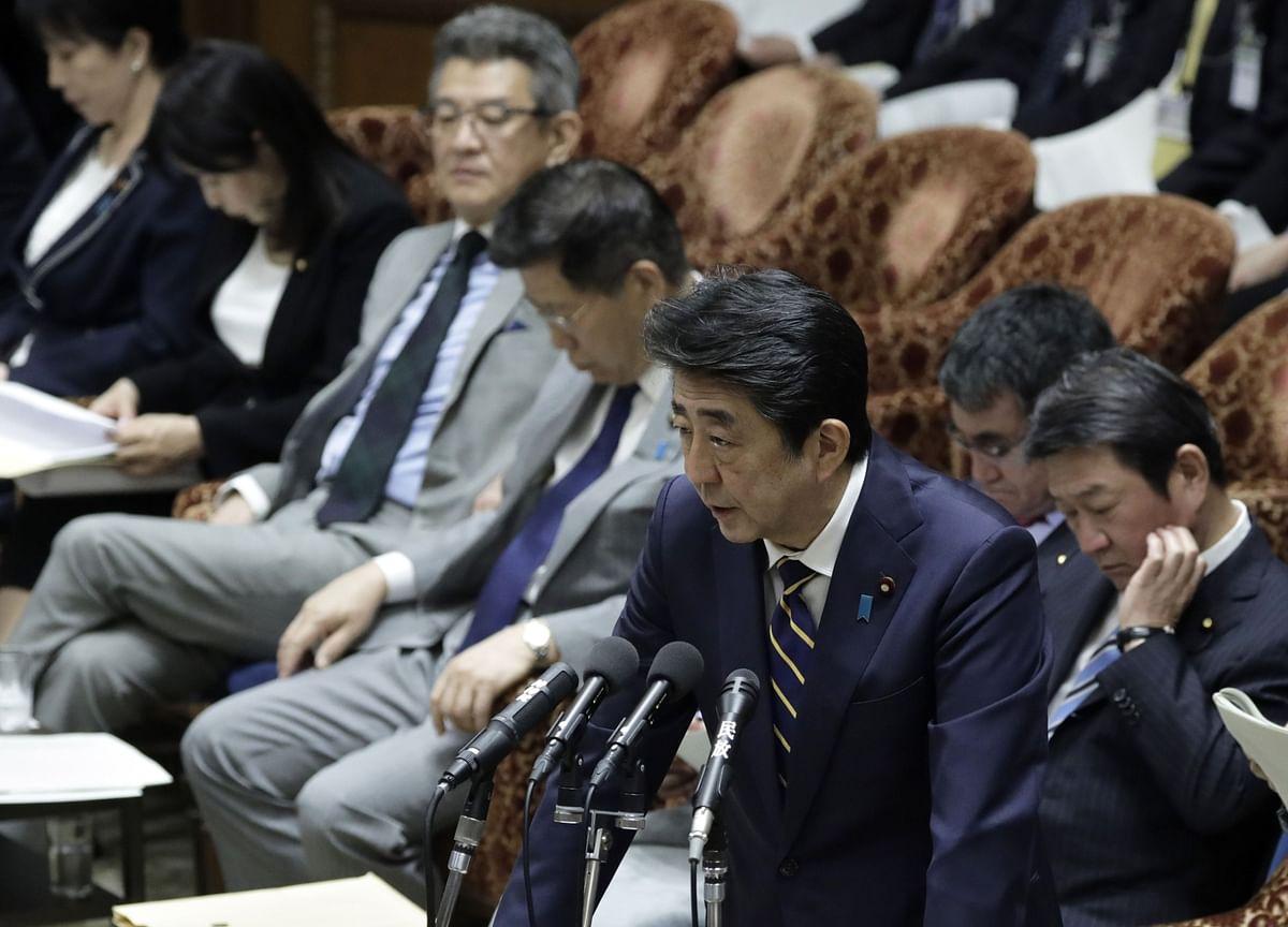 Abe Toughens Japan's Border Controls After Xi's Visit Delayed