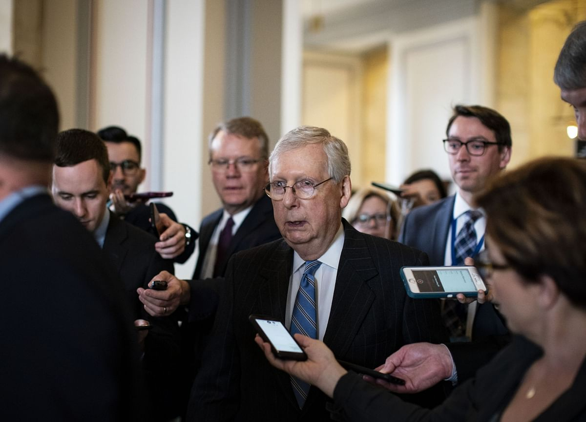 McConnell's Fight for Liability Protections Is a Key Obstacle in Stimulus Talks