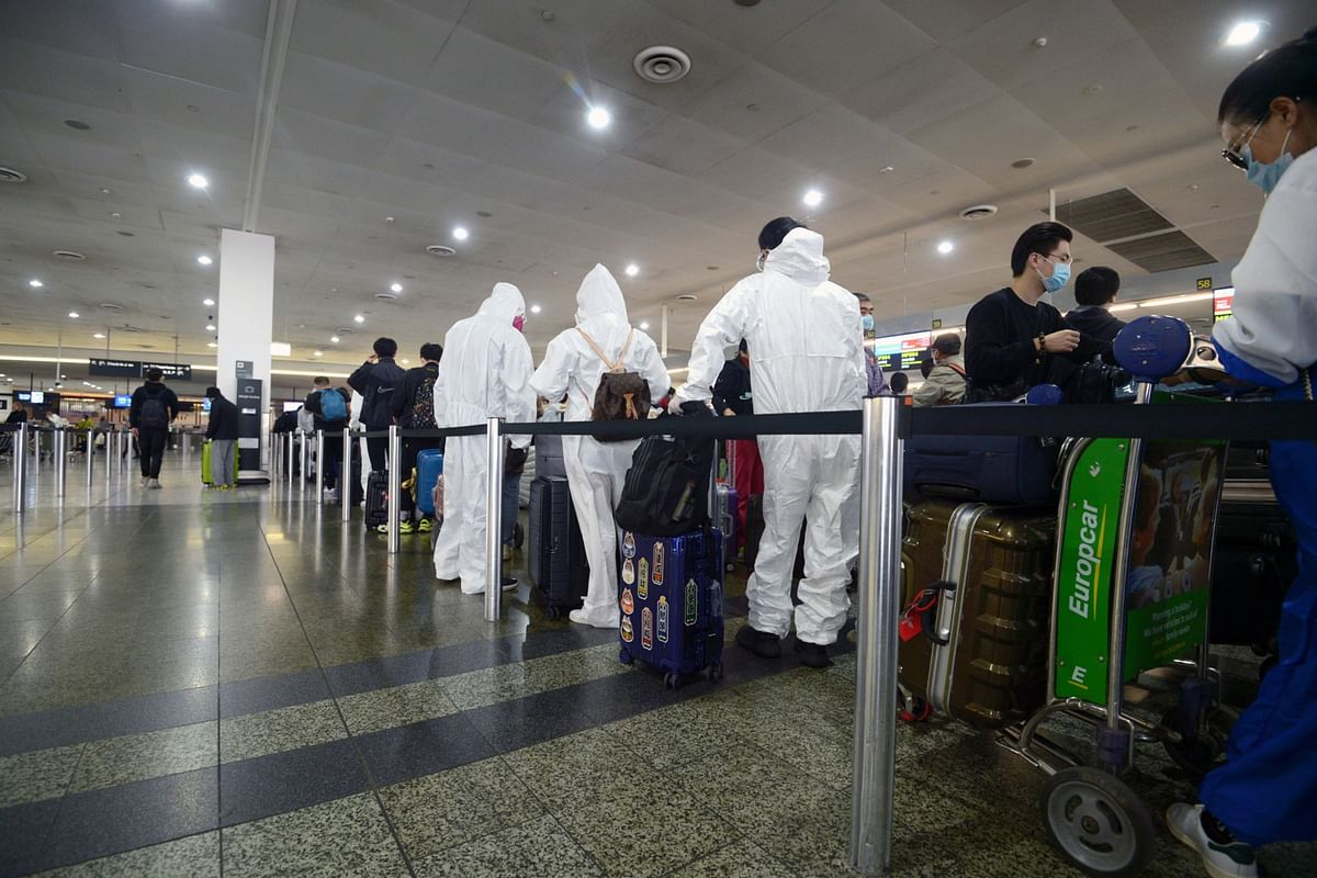 Australia to Quarantine All International Air Arrivals