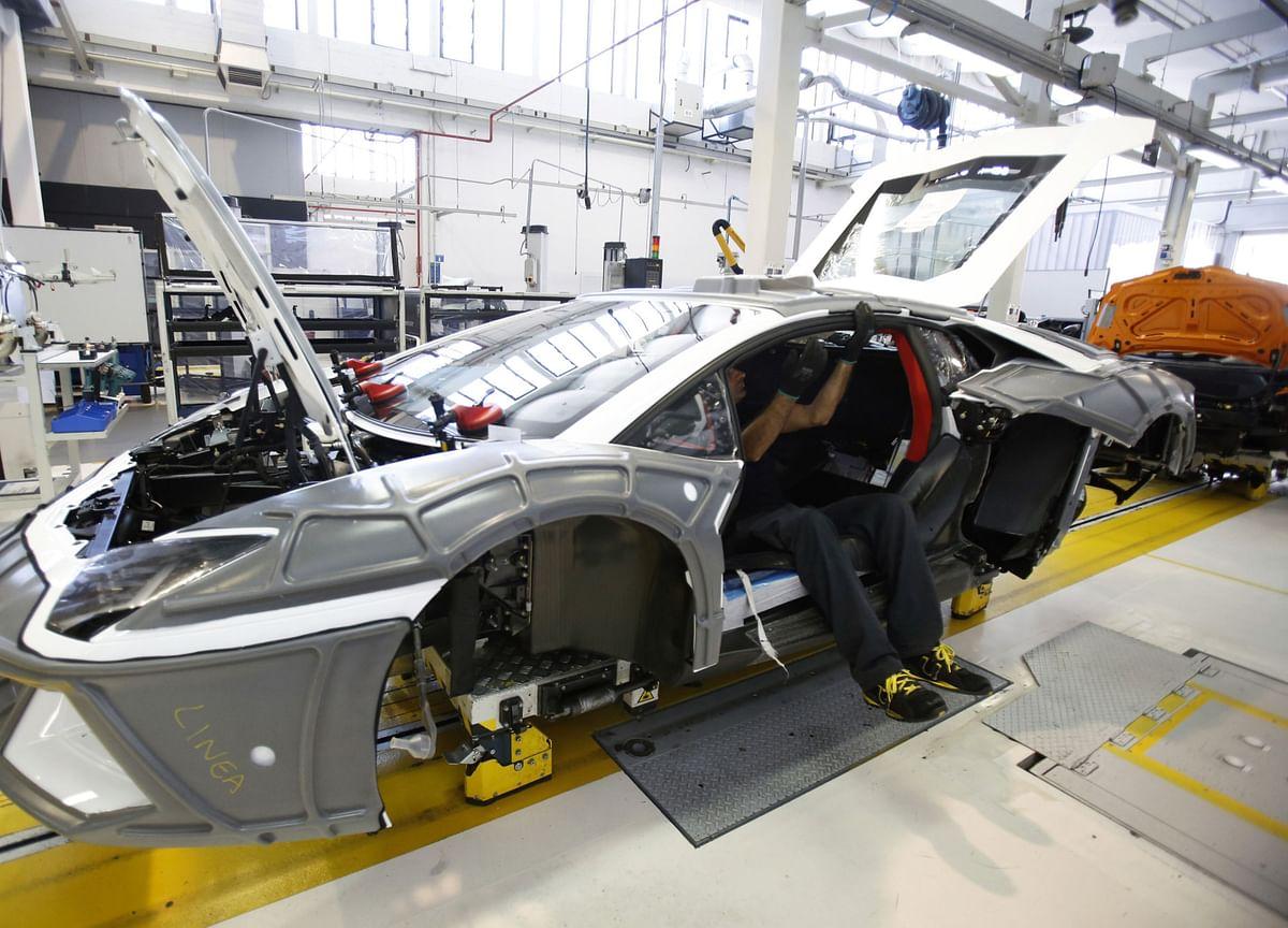 VW's Lamborghini Shuts Italian Factory Amid Coronavirus Outbreak