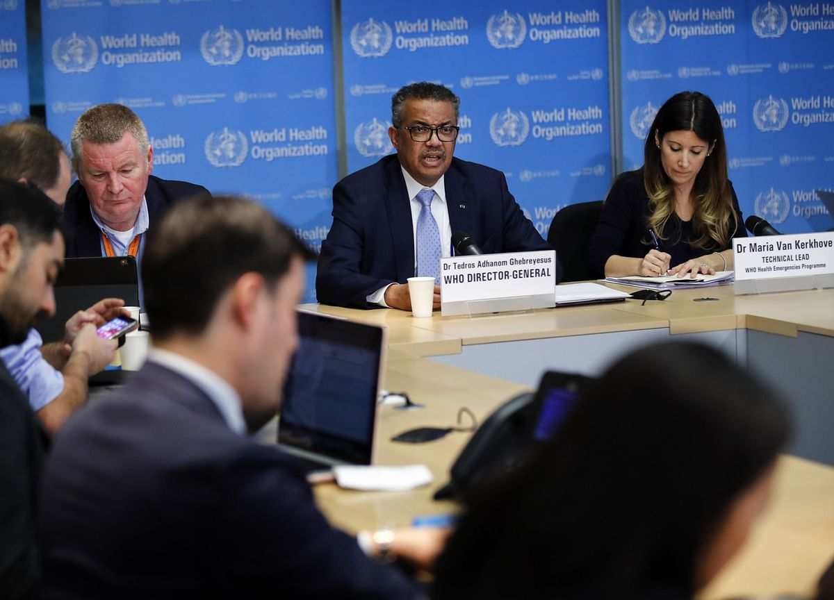 WHO Urges Leaders to Step Up Fight Against Coronavirus
