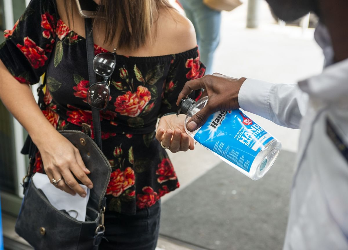 Keep Sanitizer Out of the Market's Invisible Hand