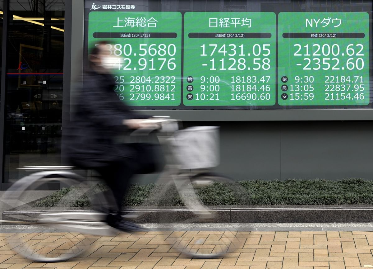 Stocks Drop as Economic Data Outweigh Fed Remarks: Markets Wrap