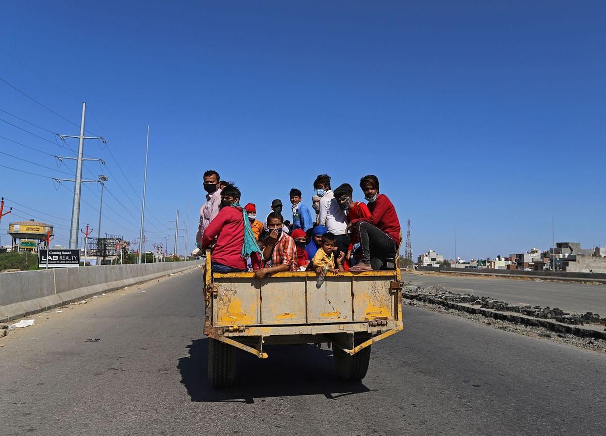 24 Migrant Labourers Killed In Truck Collision In Uttar Pradesh