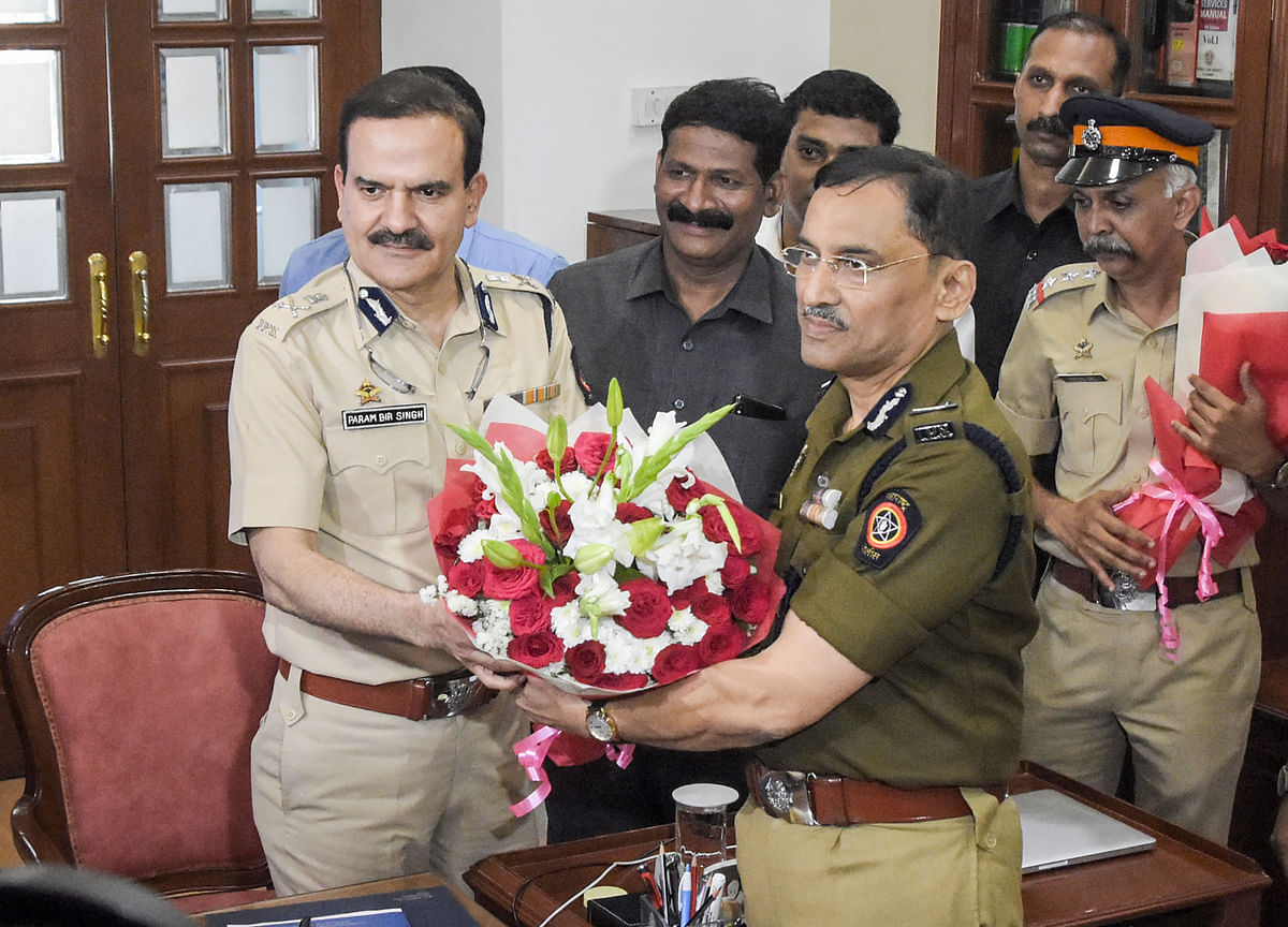 Param Bir Singh Appointed As Commissioner Of Mumbai Police