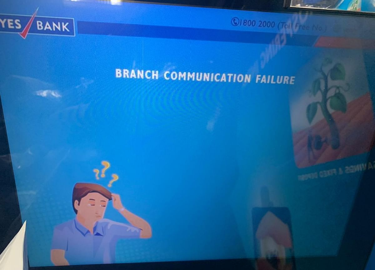 Yes Bank Moratorium: How Competitors Swooped In To Fill The Fintech Void