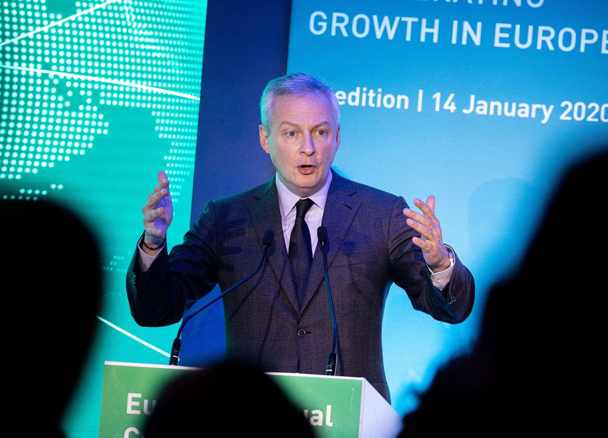 Le Maire Warns Against EU-U.S. Trade Escalation Given Virus Hit