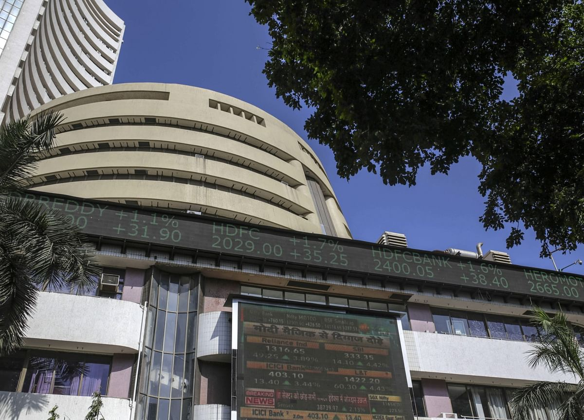 Top 10 Companies Lose Rs 4.22 Lakh Crore In Market Capitalisation