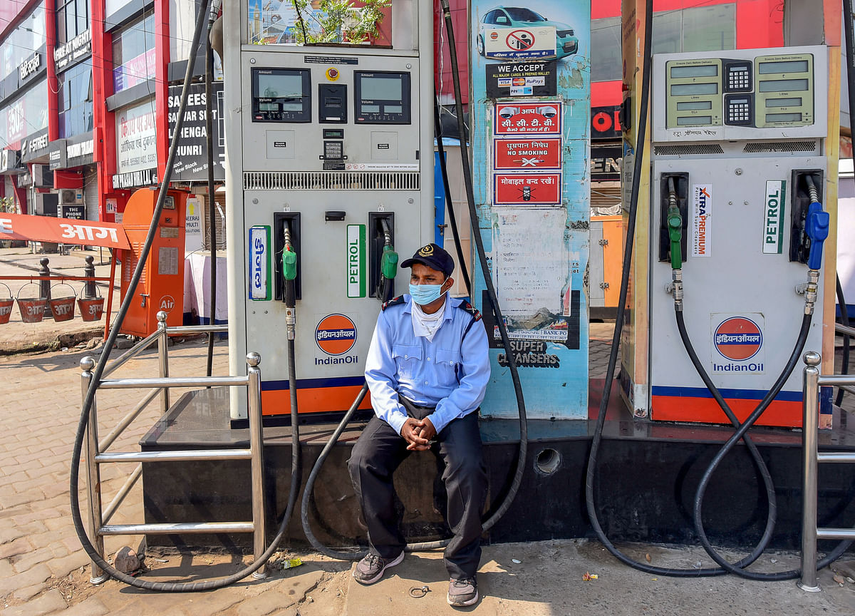 Petrol And Diesel Prices Hiked For 16th Day In A Row