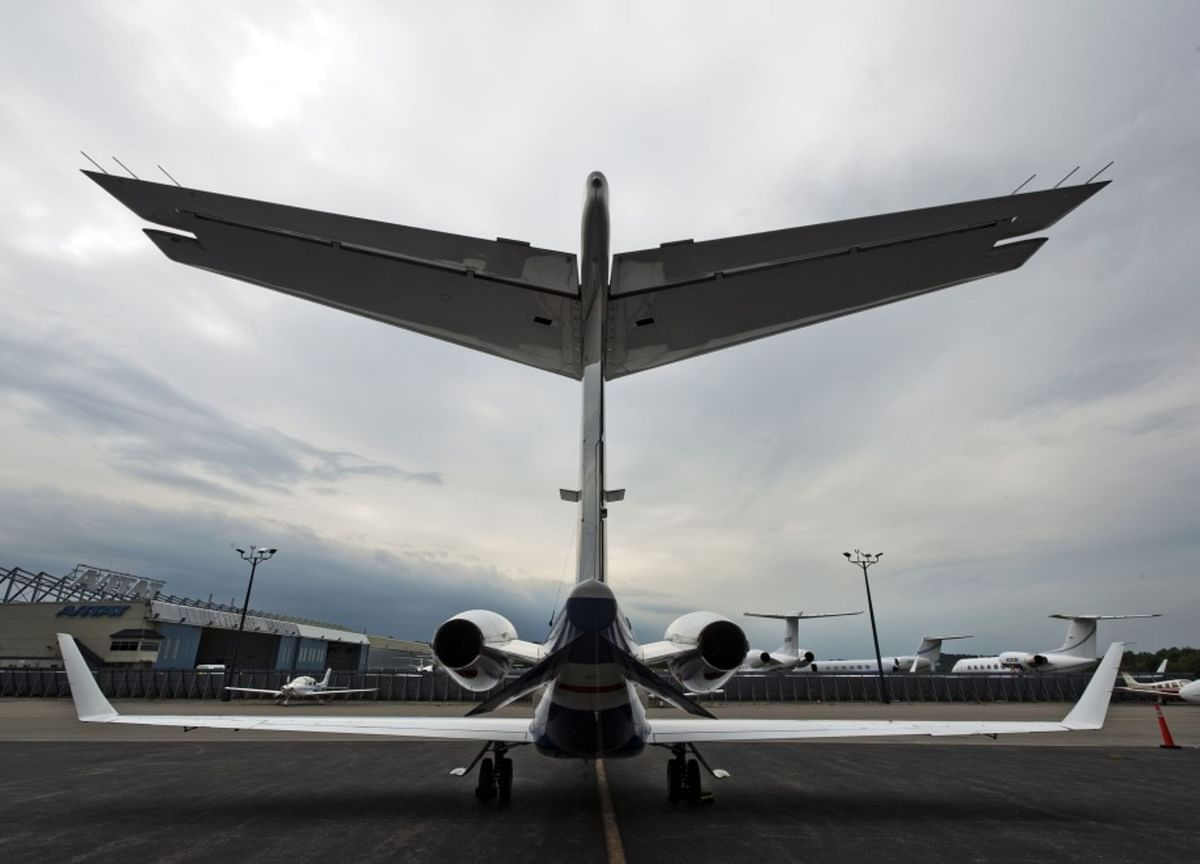 Super Rich Stranded as Private Jet Operators Say No to Travel