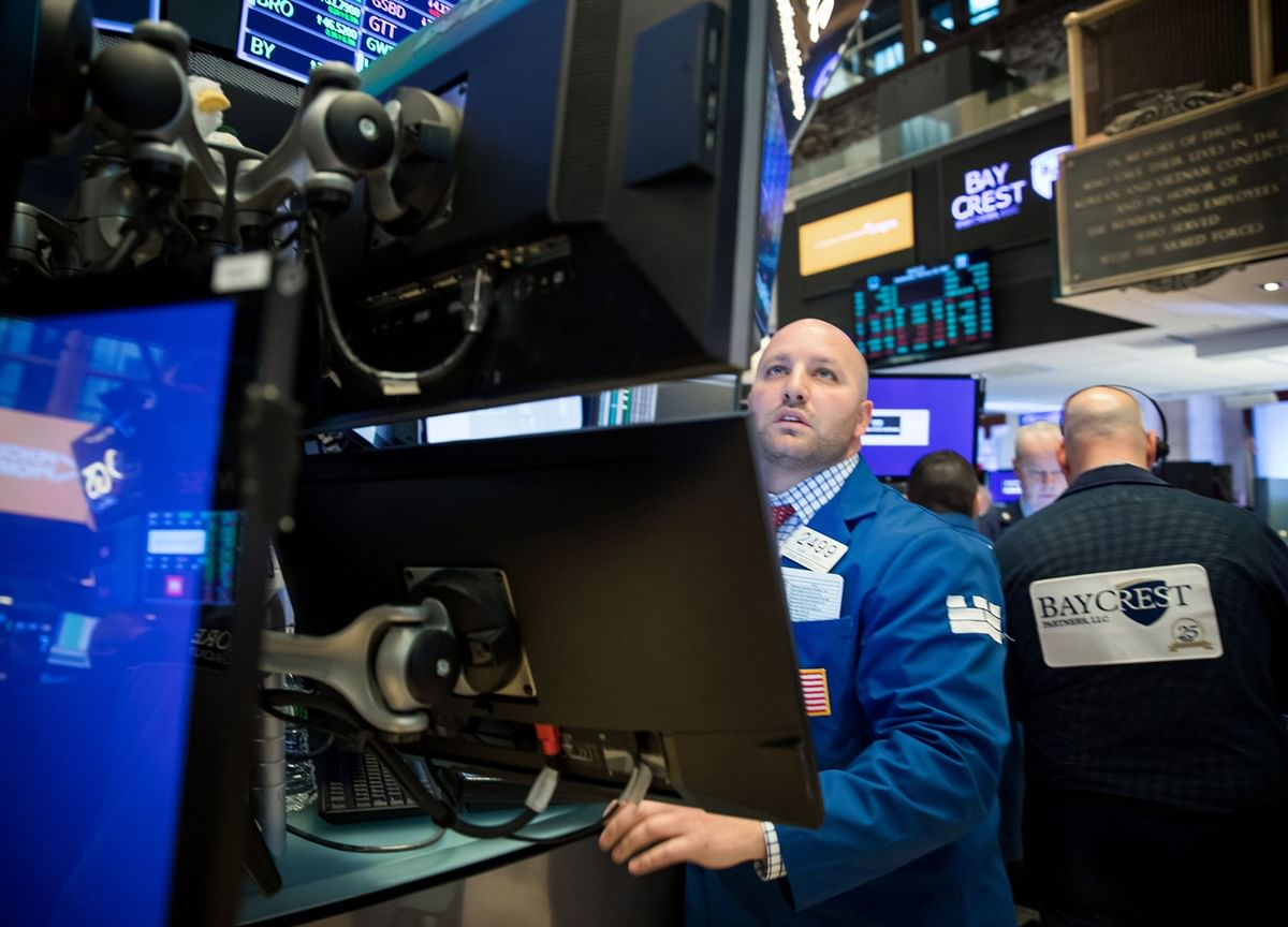 Limit-Down Trading in U.S. Stock Futures Points to Rough Open