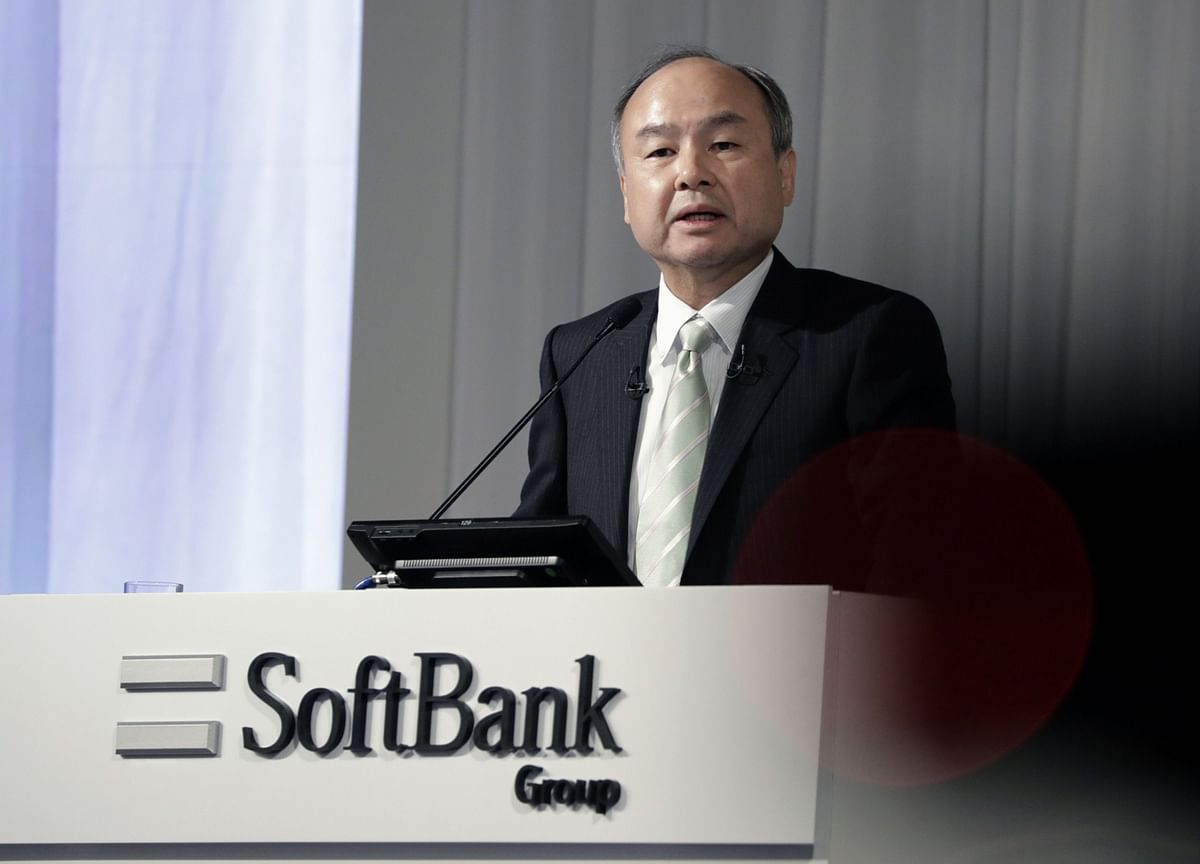 SoftBank's Son Is Poised for Another IPO Windfall in 2021