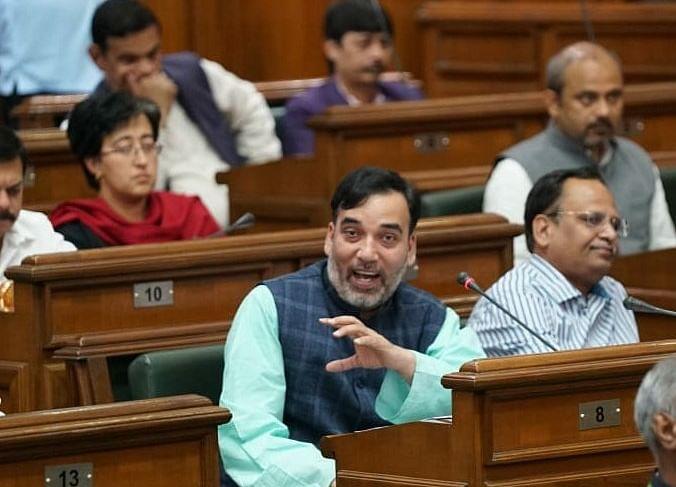 Delhi Assembly Passes Resolution Against National Population Register