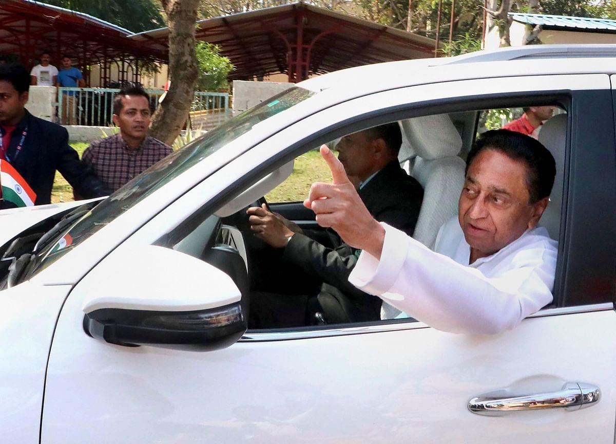 Madhya Pradesh Governor Lalji Tandon Directs Chief Minister Kamal Nath To Seek Trust Vote On Monday