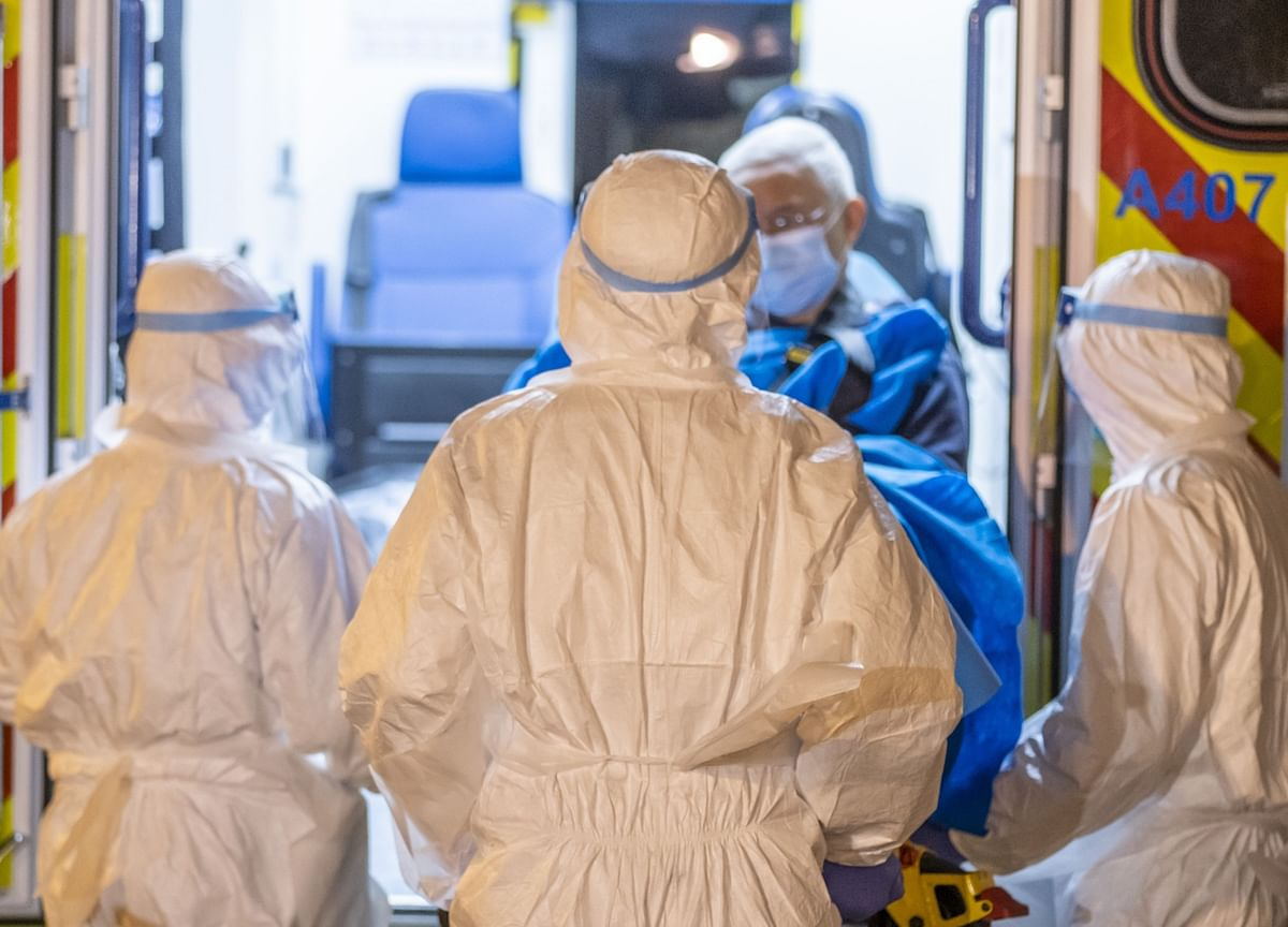 WHO Backs Away From Outright Rejection Of Virus Lab-Leak Theory