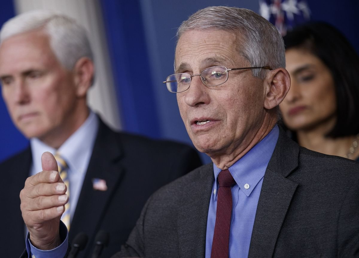 Fauci Says Americans Must be Prepared to Hunker Down More