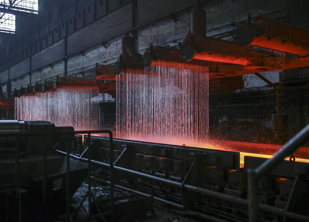 Virus to Delay Steel Demand Recovery in 2nd-Biggest Producer