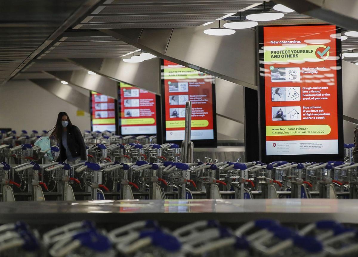 Airlines Slash Flights Across Globe as Demand Evaporates