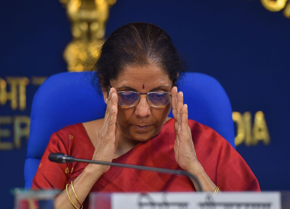 Finance Minister Press Conference: Will Not Let Any Institution Fall Off A Cliff, Says Nirmala Sitharaman