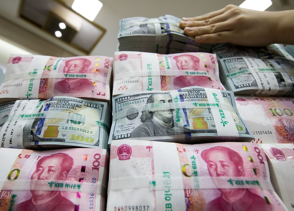 Yuan Weakens Past Key Support Level as Depreciation Quickens