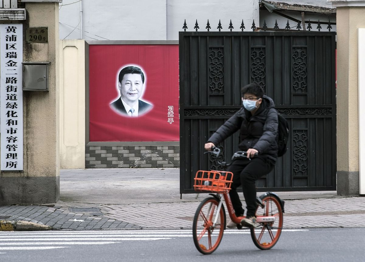 China Clashes at Virus Epicenter Show Risks Facing Xi Jinping