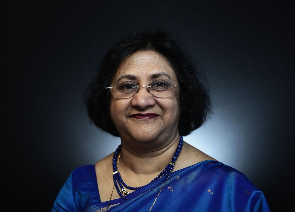 Salesforce Hires Former SBI Chairman Arundhati Bhattacharya As India CEO