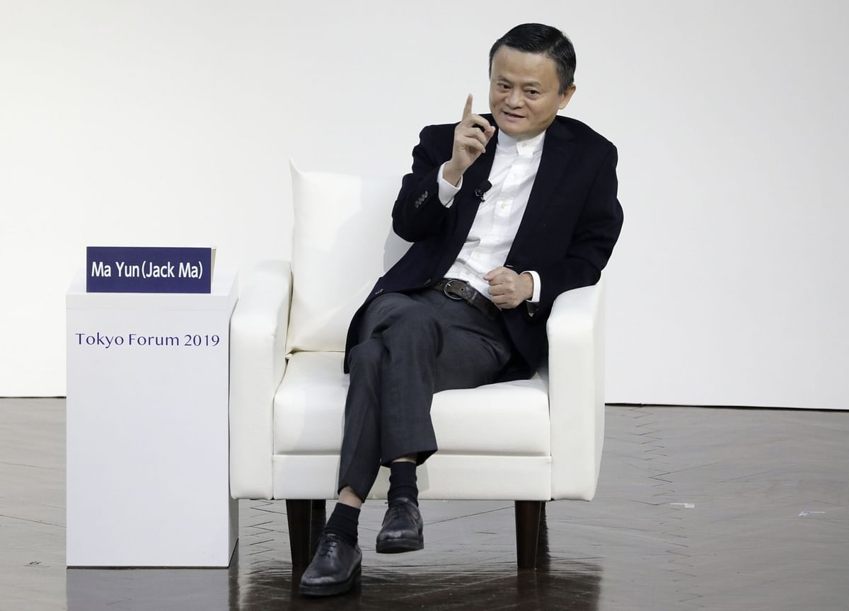 Jack Ma Joins Twitter With Tweet on Mask Donation to U.S.