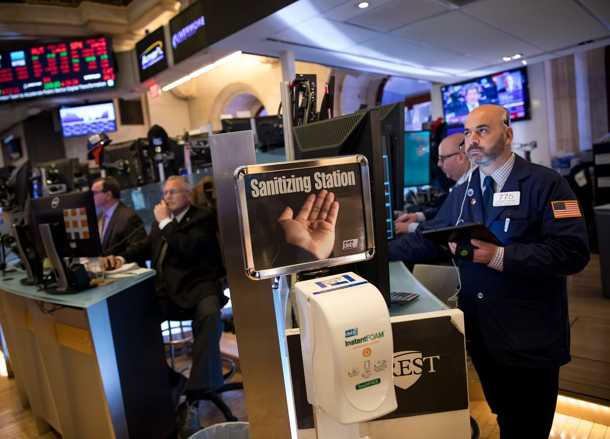Three Explanations for Why Stocks Rally Past Rising Covid Counts