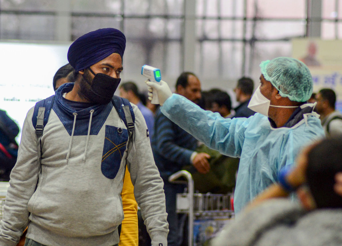 Coronavirus India Updates: Total  Cases Rise To 8,447; Death Toll At 273