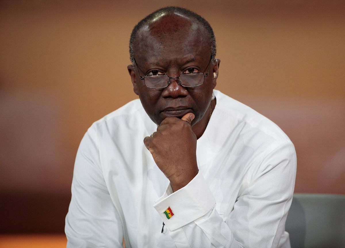 Ghana Cuts GDP Growth Forecast to 37-Year Low on Coronavirus