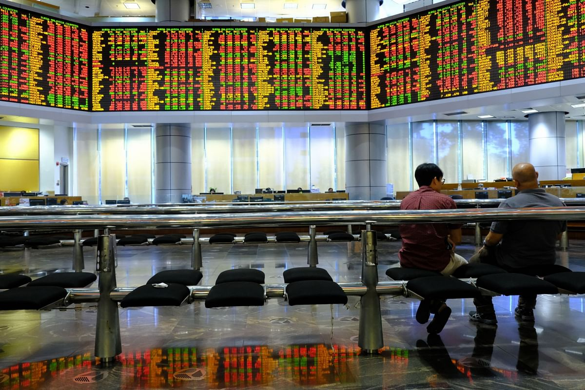 After a 'Sell Everything' Week, Asian Stock Markets Get Relief