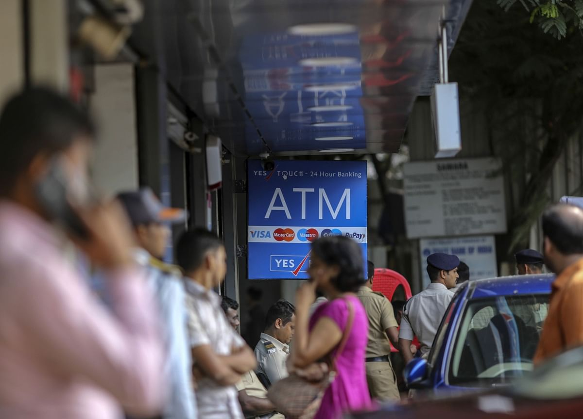 Yes Bank Customers Can Withdraw Money From Wednesday 6 P.M.