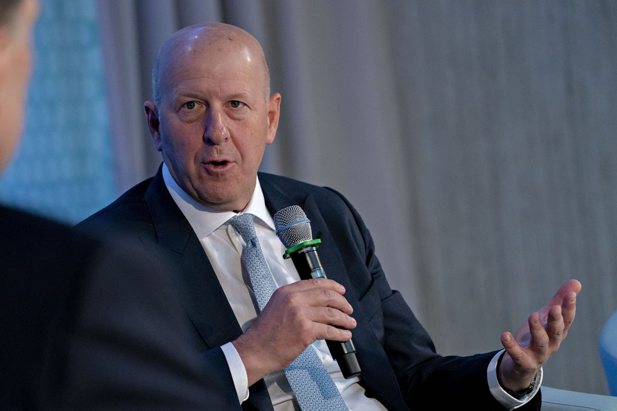 Goldman CEO Bucks Wall Street Trend With 20% Pay Bump for 2019