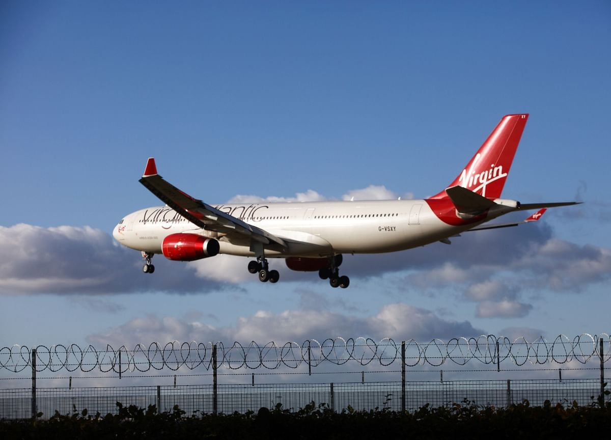 Richard Branson Seeking Buyer for Virgin Atlantic: Telegraph