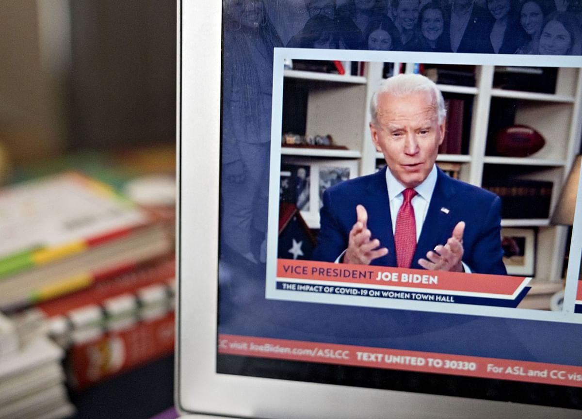 Biden Accuser Leaves Democrats Struggling to Reconcile #MeToo