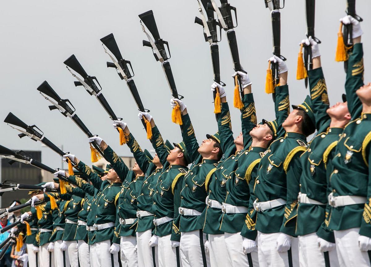 U.S., South Korea Near Tentative Troop-Funding Deal, Yonhap Says