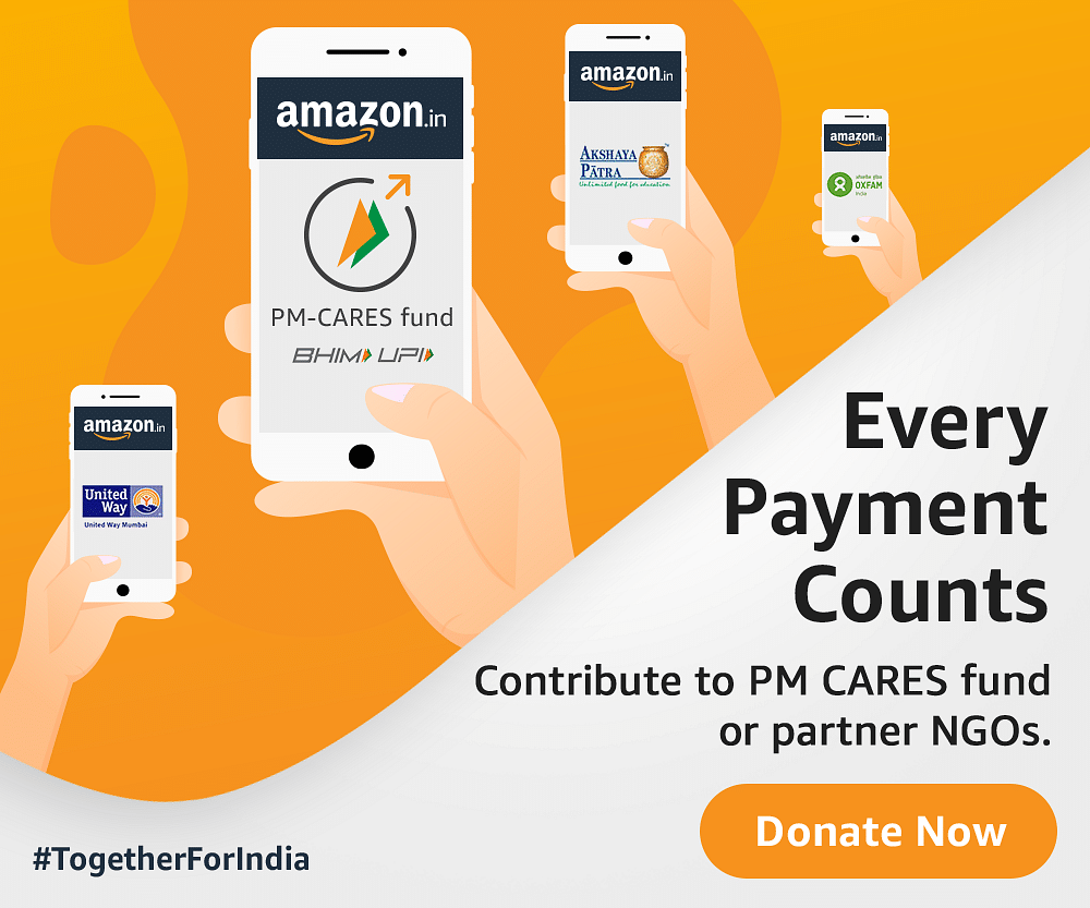Together For India: Every Payment Counts In The Fight Against COVID-19